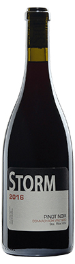 Storm, Donnachadh Vineyard Pinot Noir, Santa Barbara County