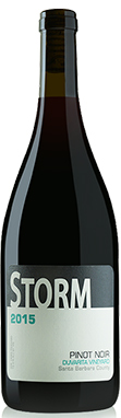 Storm, Duvarita Vineyard Pinot Noir, Santa Barbara County