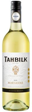 Tahbilk, Museum Release Marsanne, Nagambie Lakes, 2010