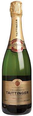 Taittinger, Brut, Champagne, France, 2006