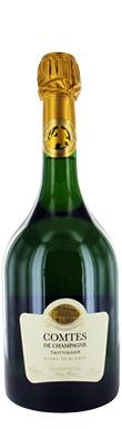 Taittinger, Comtes de Champagne, Champagne, France, 1976
