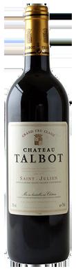 Château Talbot, St-Julien, 4ème Cru Classé, 2018