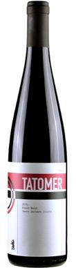 Tatomer, Pinot Noir, Santa Barbara County, California, 2015
