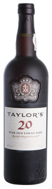 Taylor's, Port, 20 Year Old Tawny, Douro, Portugal