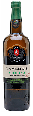 Taylor's, Chip Dry Extra Dry White Port, Douro Valley