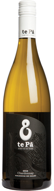 Te Pa, Chardonnay, Marlborough, New Zealand, 2016
