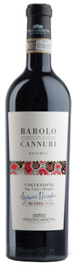 Tenuta Carretta, Cannubi Riserva, Barolo, Barolo, 2012