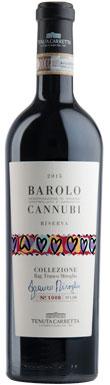 Tenuta Carretta, Cannubi Riserva, Barolo, Barolo, 2015