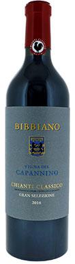 Bibbiano, Vigna del Capannino Gran Selezione, Chianti Classico, 2016