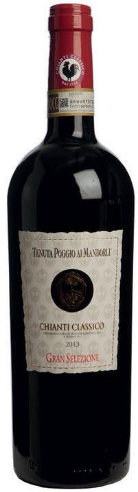 Tenuta Poggio Ai Mandorli, Chianti, Classico, Tuscany, 2013
