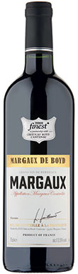 Tesco, Finest, Margaux de Boyd, Margaux, Bordeaux, 2014