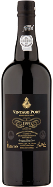 Tesco, Port, Finest Vintage, Douro, Portugal, 1997