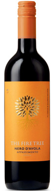The Fire Tree, Nero d'Avola Appassimento, Sicily, 2017