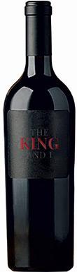 Super Single Vineyards, The King & I, Stellenbosch, 2013