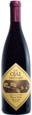 The Ojai Vineyard, Bien Nacido Vineyard Pinot Noir, Santa
