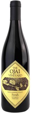 The Ojai Vineyard, Duvarita Vineyard Syrah, Santa Barbara