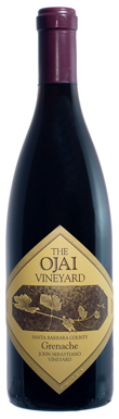 The Ojai Vineyard, John Sebastiano Vineyard Grenache, Santa