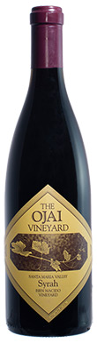 The Ojai Vineyard, Bien Nacido Vineyard Syrah, Santa Barbara