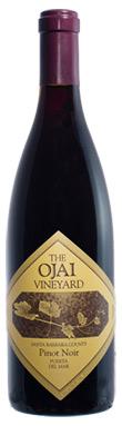The Ojai Vineyard, Puerta Del Mar Vineyard Pinot Noir, Santa