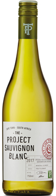 The Project, Sauvignon Blanc, Western Cape, 2017