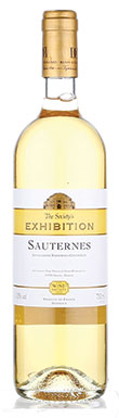 The Wine Society, Exhibition, Sauternes, Bordeaux, 2015
