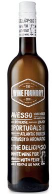 The Wine Foundry, Avesso, Vinho Verde, Portugal, 2018