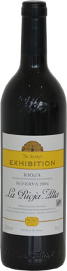 The Wine Society, Exhibition Reserva, Rioja, 2006