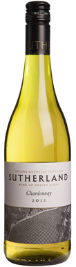 Thelema Mountain Vineyards, Sutherland Chardonnay, 2015