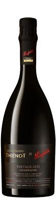 Thiénot X Penfolds, Cuvée Chardonnay - Pinot Noir, 2012
