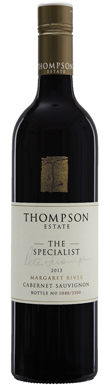 Thompson Estate, The Specialist Cabernet Sauvignon, Margaret
