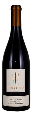 Three Sticks, Walala Vineyard Pinot Noir, Sonoma County