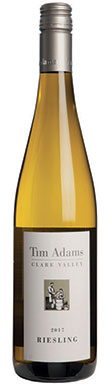 Tim Adams, Clare Valley, Riesling, South Australia, 2017