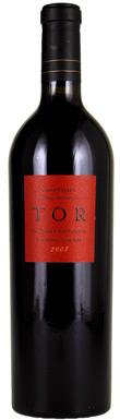 Tor, Cimarossa Vineyard Cabernet Sauvignon, Napa Valley