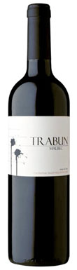 Trabun, Malbec, Cachapoal Valley, Chile, 2014
