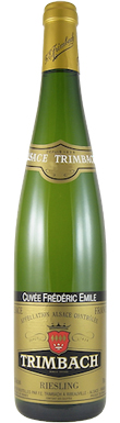 Trimbach, Riesling Cuvée Frédéric Emile, Alsace, 2007