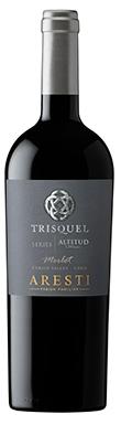 Aresti, Trisquel Series Altitud 1,245 Merlot, 2016