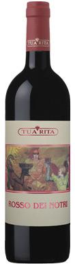 Tua Rita, Rosso dei Notri, Toscana, Tuscany, Italy, 2016