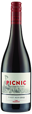 Two Paddocks, Picnic Pinot Noir, Central Otago, 2013