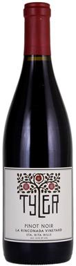 Tyler, La Rinconada Vineyard Pinot Noir, Santa Barbara