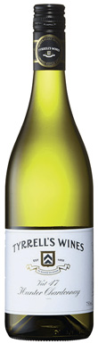 Tyrrell's, Vat 47 Chardonnay, Hunter Valley, 2015
