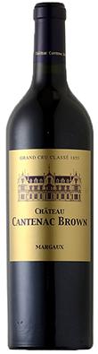 Château Cantenac Brown, Margaux, 3ème Cru Classé, 2018