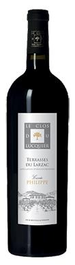 Le Clos du Lucquier, Cuvée Philippe, Terrasses du Larzac
