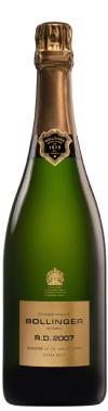 Bollinger, R.D., Champagne, Champagne, France, 2007