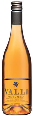 Valli, Gibbston, The Real McCoy Pinot Gris Orange Wine, 2016