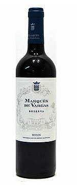 Marqués de Vargas, Reserva, Rioja, Rioja, Spain, 2014