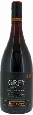 Viña Ventisquero, Grey Glacier Single Block Pinot Noir, 2019