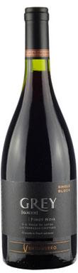 Viña Ventisquero, Grey Pinot Noir, Leyda Valley, 2018