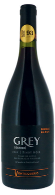 Viña Ventisquero, Grey Single Block Pinot Noir, Leyda