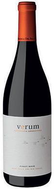 Bodega del Río Elorza, Verum Pinot Noir, Río Negro, 2017