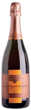 Veuve Clicquot, Vintage Rosé, Champagne, France, 2004